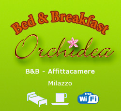 bed and breakfast Milazzo Orchidea